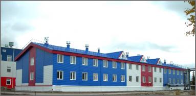 Геострой. Комплектные здания. Албын